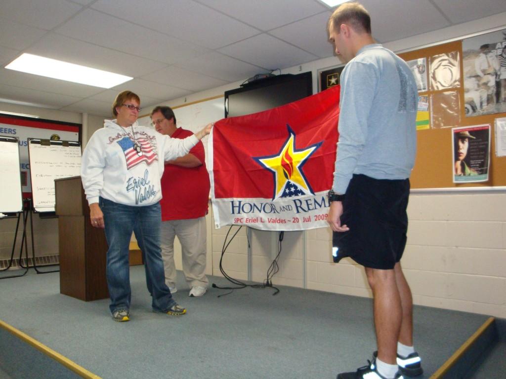 SPC. Eriel L. Valdes ~ 20 July 2009 ~ U.S. Army